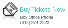 Box Office Phone (813) 974-2323